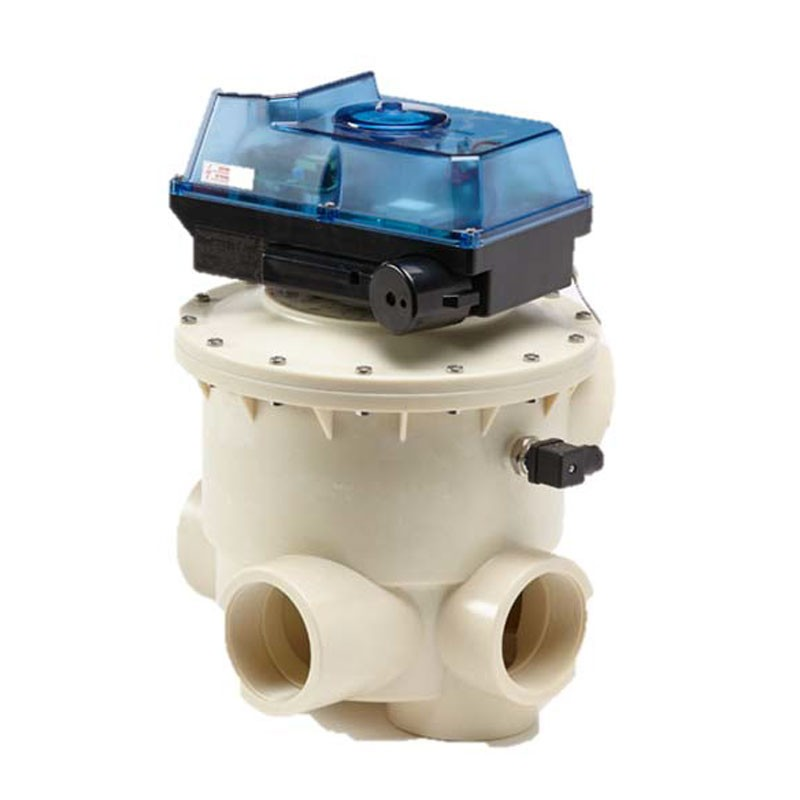 Praher Aquastar Comfort 4001 Series Side Mount Automatic